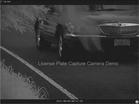 License Plate Capture Camera Demo